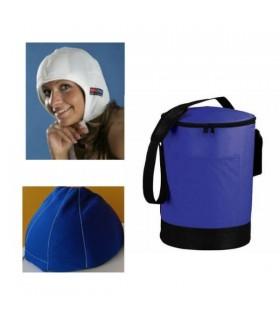 KIT 2Gorros fríos, bolsa refrigerante y molde