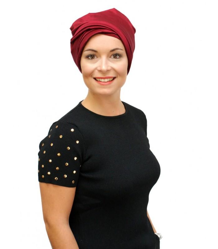 Gorro oncológico Audrey Suburban Turban