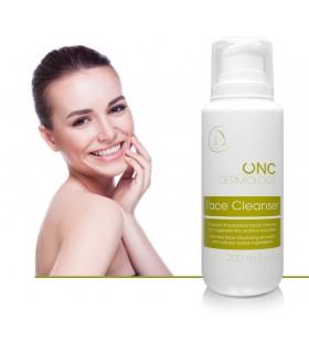Emulsión limpiadora facial quimioterapia oncología