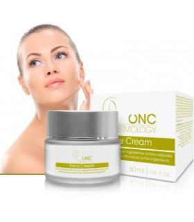 Crema Facial reparadora quimioterapia oncología