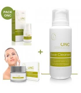 Pack Facial revitalizante e hidratante oncología