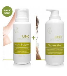 Pack hidratación natural corporal quimioterapia