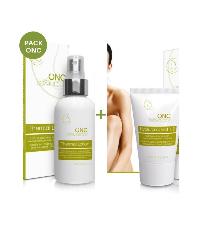 Pack piel sensible ONC Dermology
