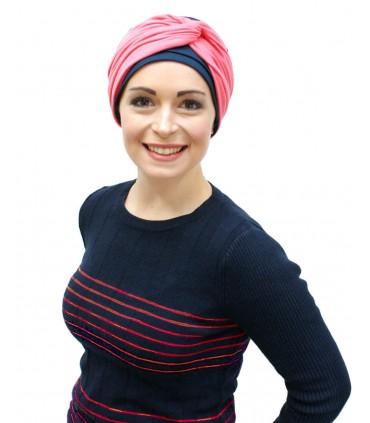 Gorro oncológico SELINA turquesa