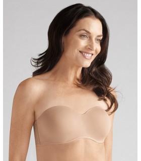 Sujetador sin tirantes BARBARA WB mastectomía