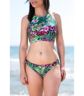 Bikini Amazonas modelo Top mastectomía