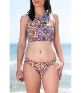 Bikini MEDUSA modelo Top mastectomía