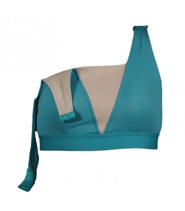 Sujetador mastectomía y reconstrucción mamaria Juana apertura tirantes