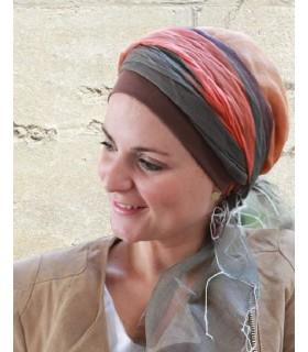 Turbante oncológico Tania