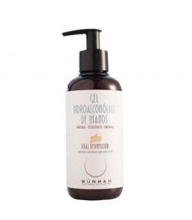 Gel hidroalcohólico natural y ecológico 250 ml.