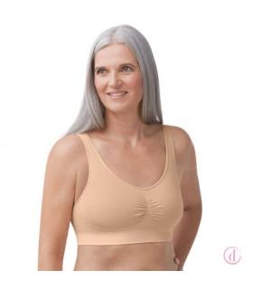 Sujetador BECKY algodón mastectomía