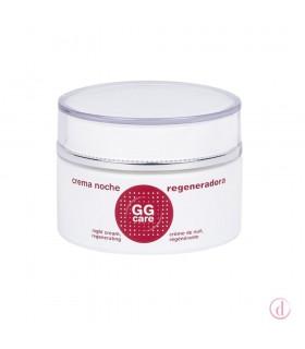 Crema facial noche regeneradora oncología