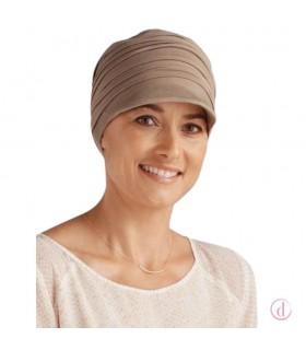 Gorra quimioterapia Tigerlily oncología dark sand