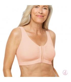 Sujetador CLARA mastectomía sin aros bambú