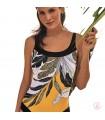 Bañador mastectomía COLOMBO 6283