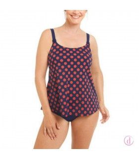 Tankini mastectomía Alabama Top