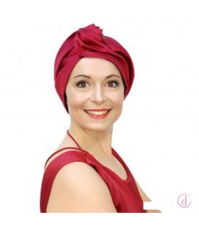 Gorro Valentina alopecia para evento especial