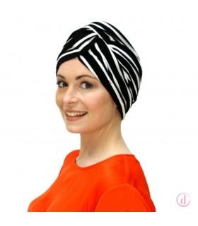 Gorro Romilly alopecia para evento especial