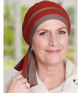 Turbante oncológico HELENE REVERSE 322