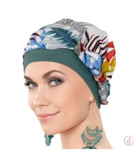 Turbante GARBO quimioterapia y alopecia