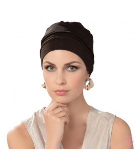 Turbante EASY FIT algodón quimioterapia y alopecia
