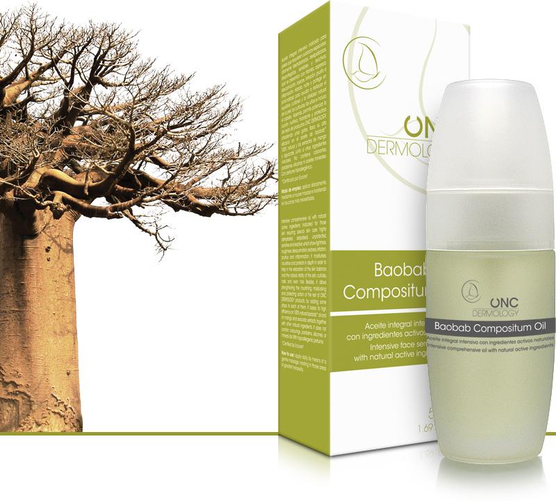 Aceite de Baobab para quimioterapia y radioterapia - radiodermitis