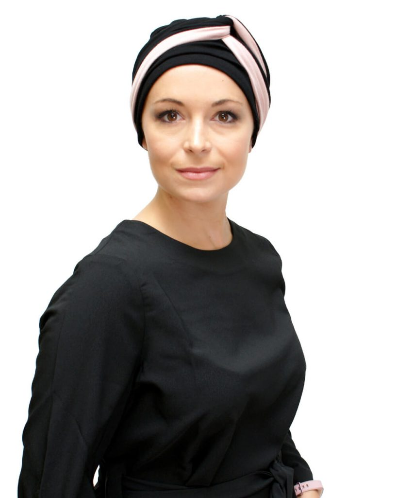 Turbante Kimmy para quimioterapia y alopecia (Suburban Turban)