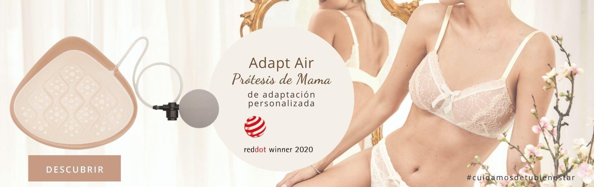 Prótesis adaptables Amoena Adapt Air